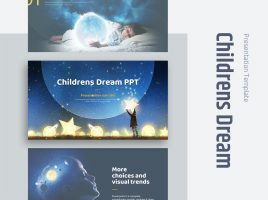 Children's Dream Template Wide