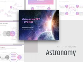 Astronomy PPT Template