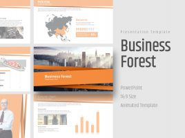 Business Powerpoint Animated Template