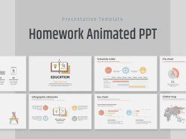 Homework Animated PowerPoint