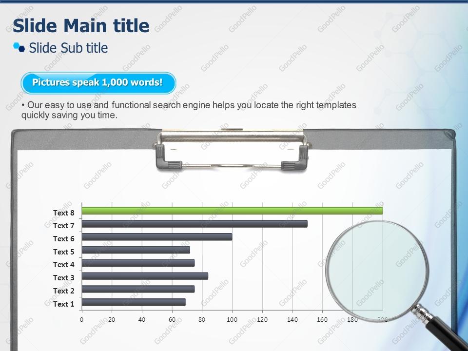 research presentation template | goodpello, Powerpoint templates
