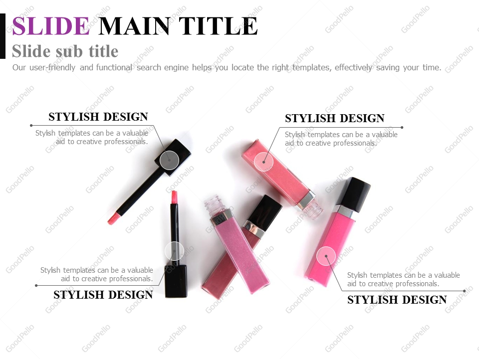 cosmetic ppt