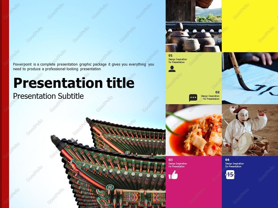 Korea ppt goodpello korea ppt toneelgroepblik Image collections