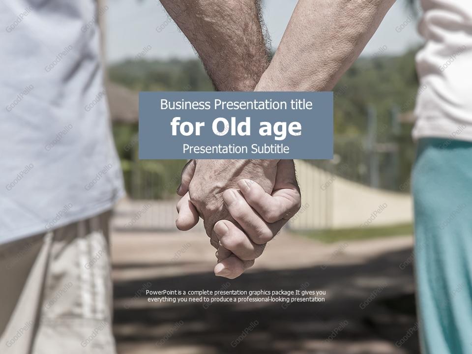 Elderly powerpoint template goodpello elderly powerpoint template toneelgroepblik Choice Image