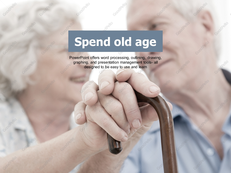 Elderly powerpoint template goodpello toneelgroepblik Gallery