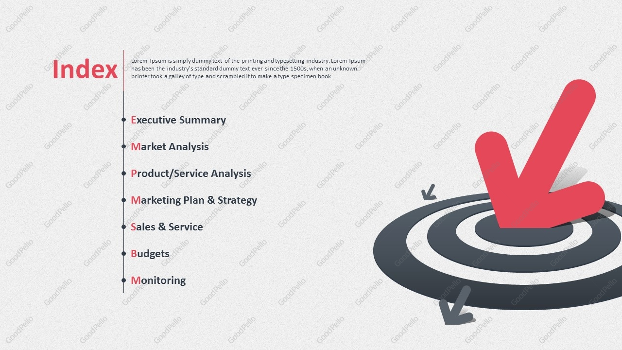 how to prepare a business plan ppt