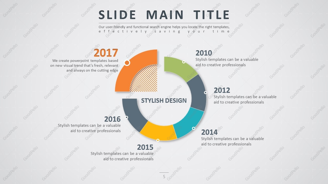 Road powerpoint template wide goodpello alramifo Images