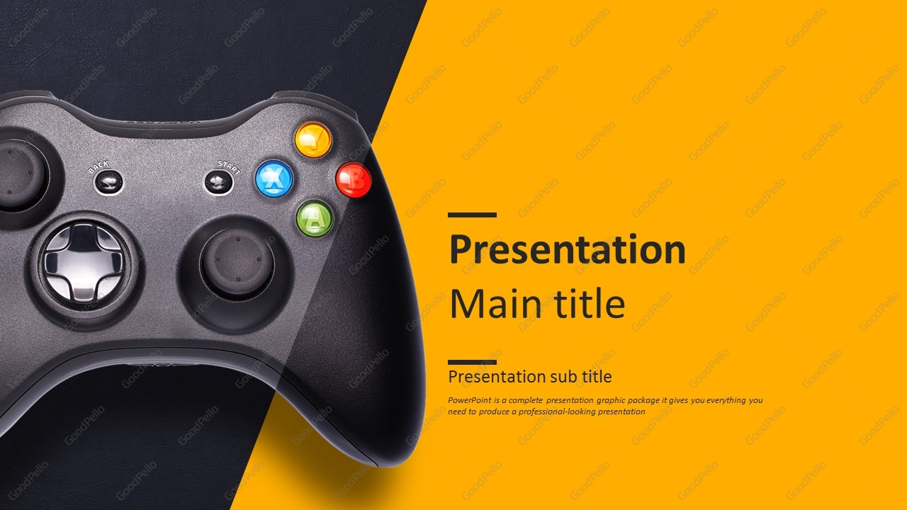 Game presentation wide template goodpello game presentation wide template toneelgroepblik Image collections