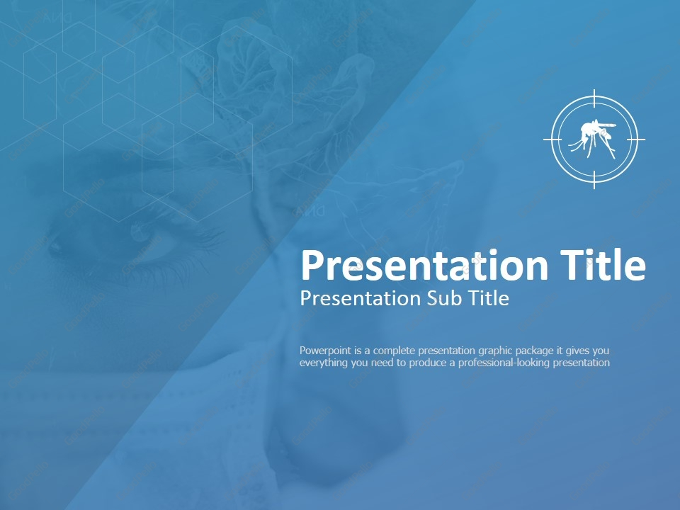 powerpoint template virus choice image powerpoint
