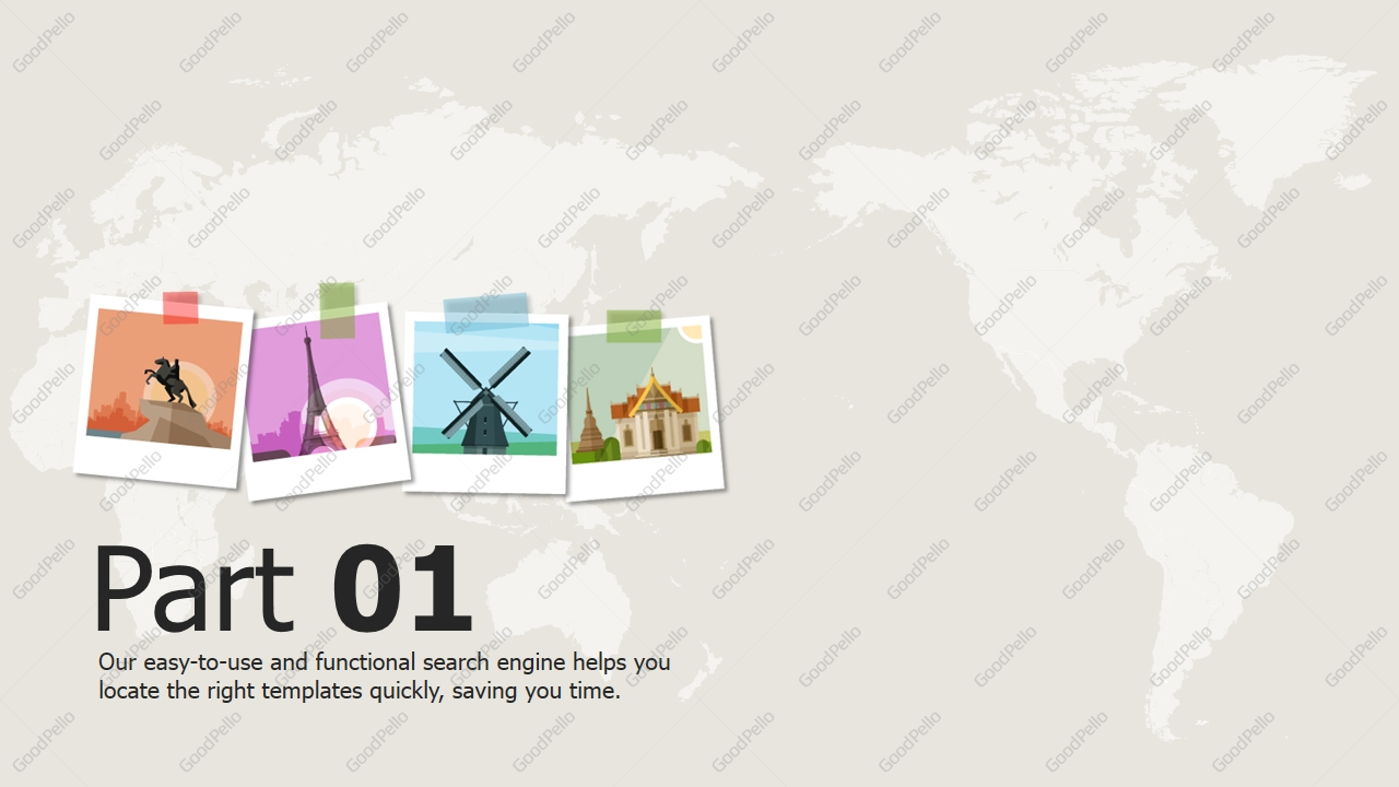world tour powerpoint template wide  u2013 goodpello
