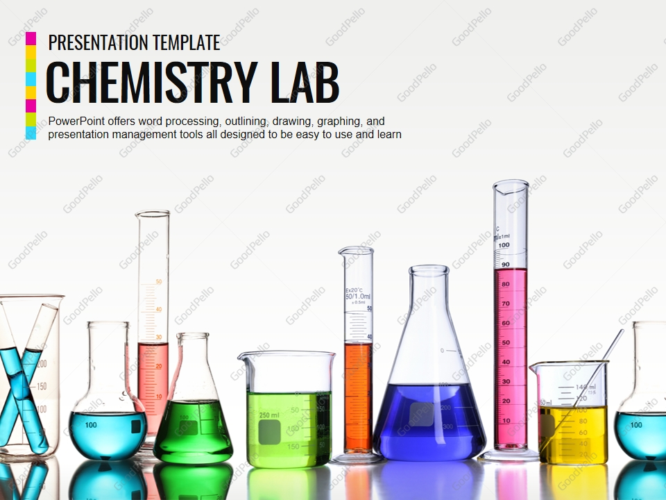 Chemistry Lab Presentation Template | Goodpello