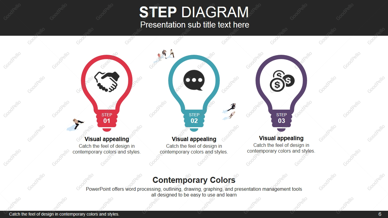 Brainstorming ppt template wide goodpello ccuart Choice Image