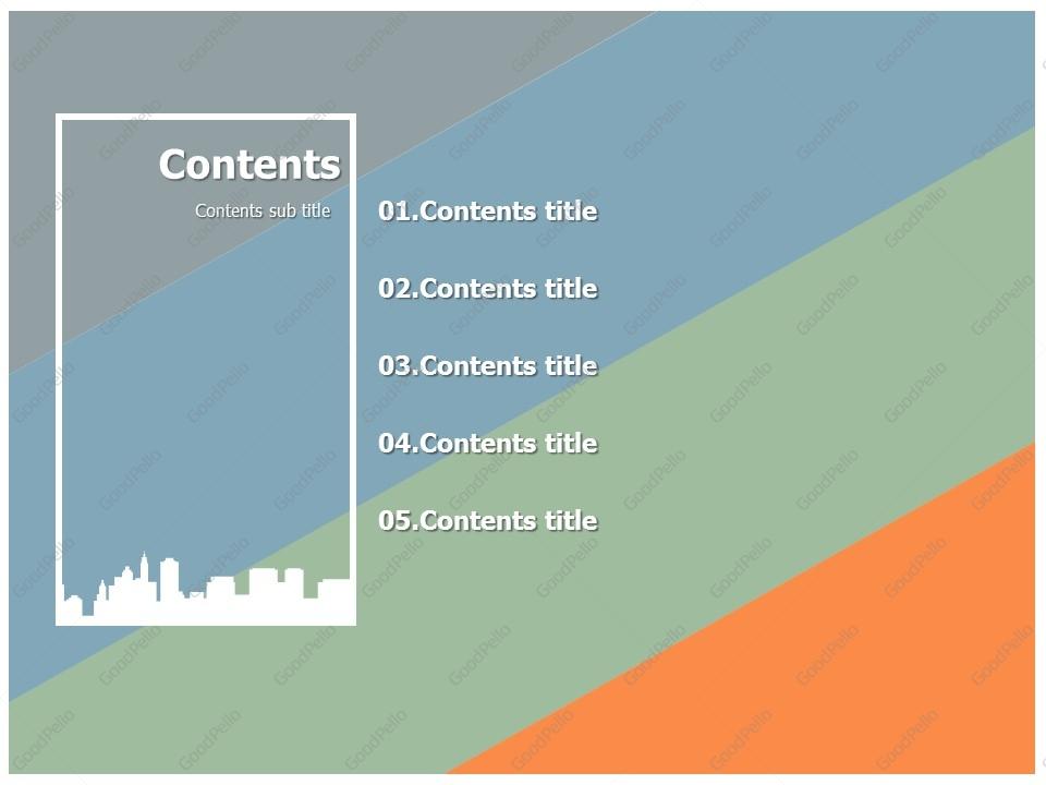 Free pastel powerpoint template goodpello toneelgroepblik Image collections