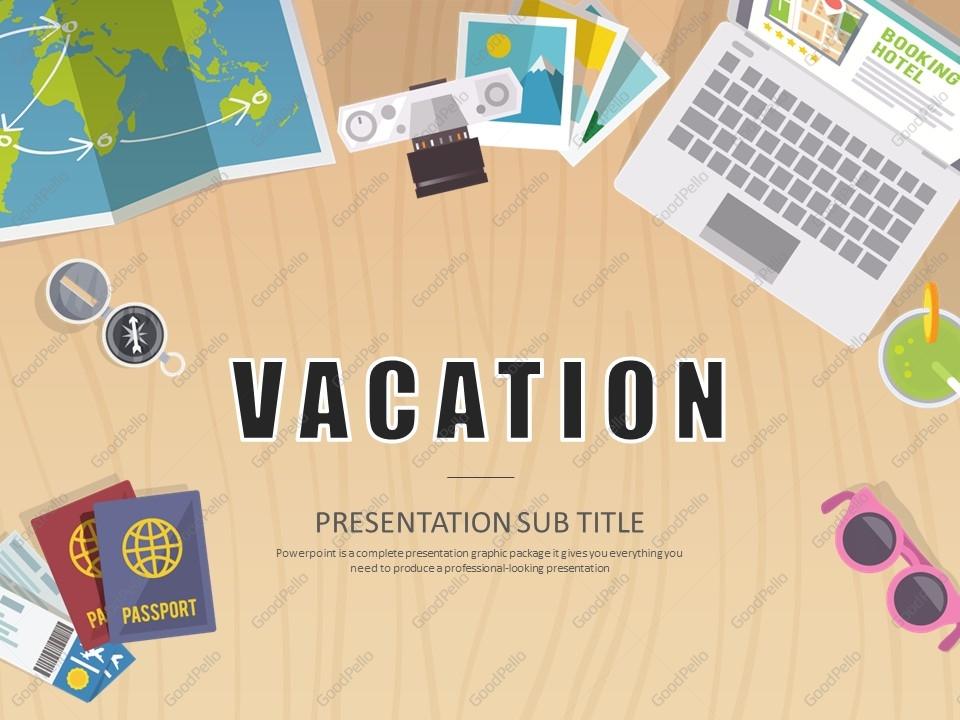 vacation powerpoint goodpello