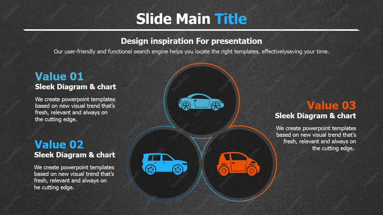 Car PPT Template Wide | Goodpello