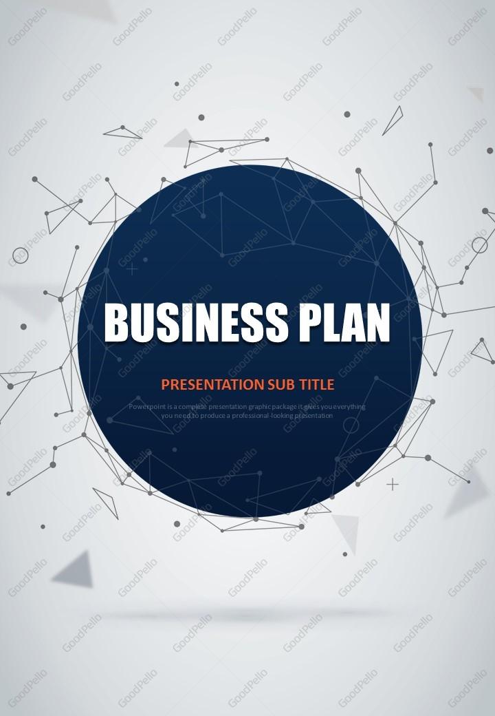 buisness plan ppt