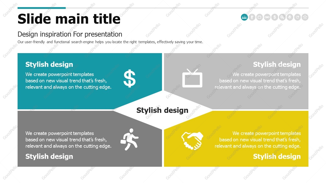 Office powerpoint template wide goodpello alramifo Image collections