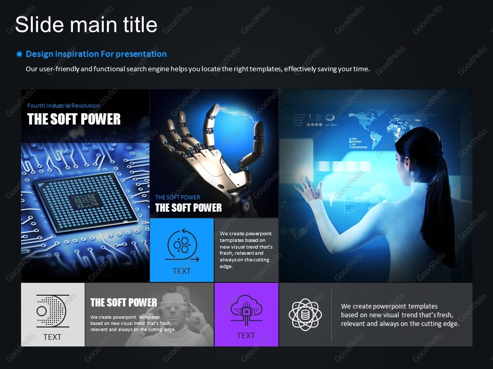 Industrial powerpoint template goodpello about industrial powerpoint template toneelgroepblik Choice Image