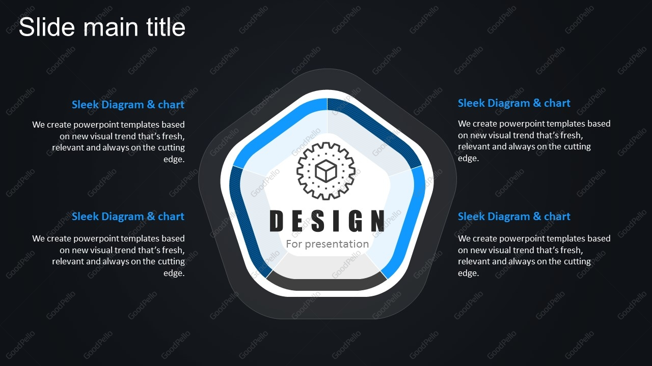 industrial powerpoint template wide | goodpello, Modern powerpoint