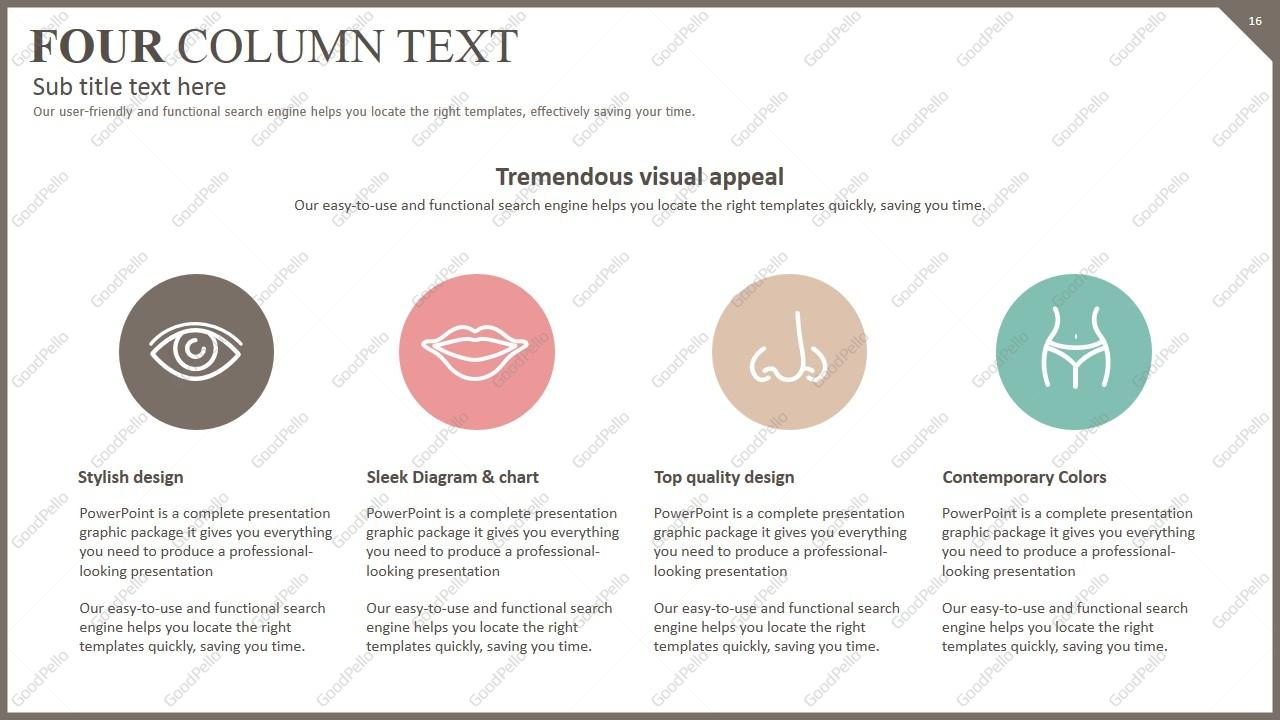 plastic surgery ppt wide | goodpello, Powerpoint Plastic Bag Presentation Template, Presentation templates