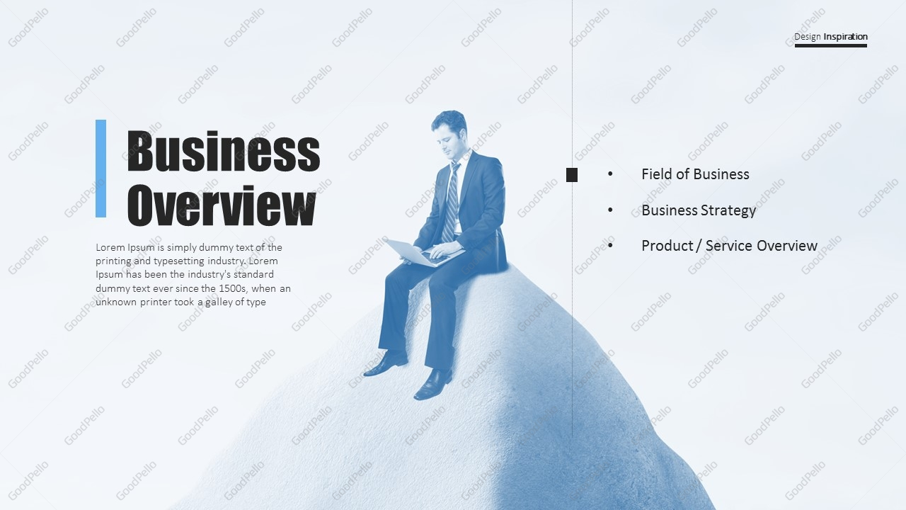 Simple company profile ppt template goodpello accmission Choice Image