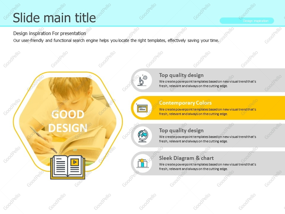 Education icon ppt template goodpello about education icon ppt template toneelgroepblik Images