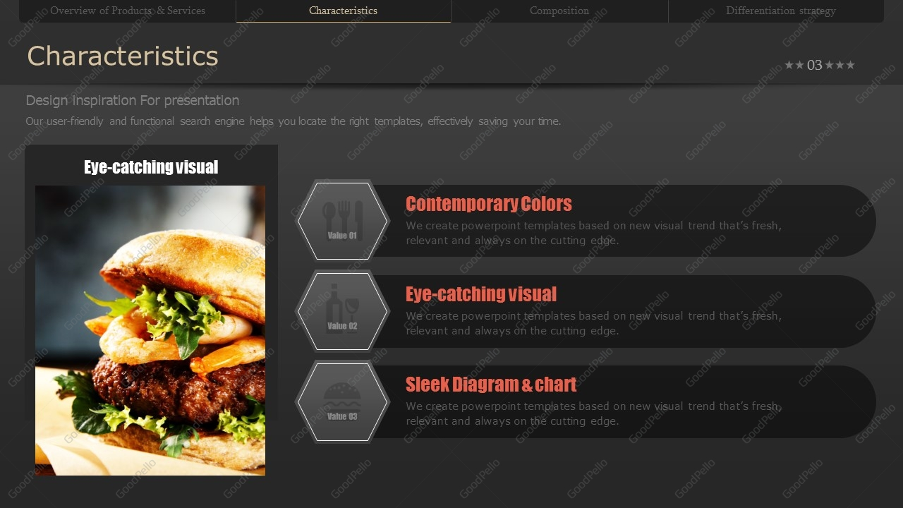 Restaurant business plan template strategy goodpello toneelgroepblik Images