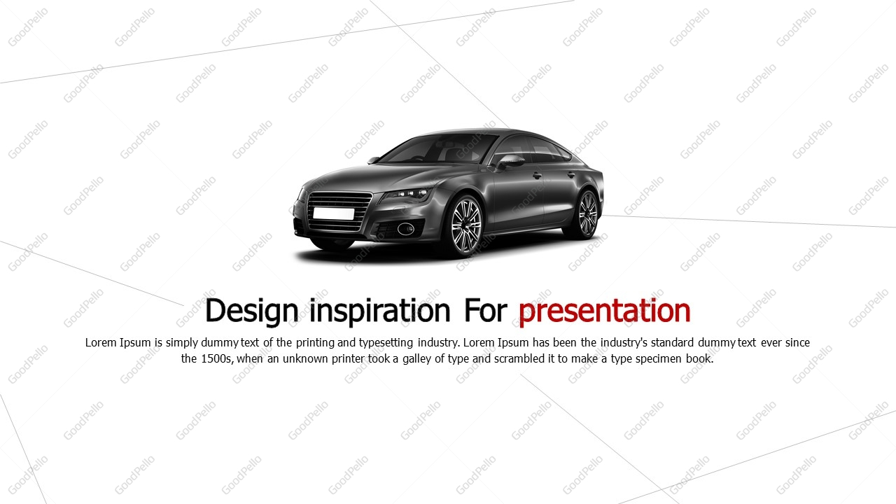 Car powerpoint template wide goodpello car powerpoint template wide toneelgroepblik Images