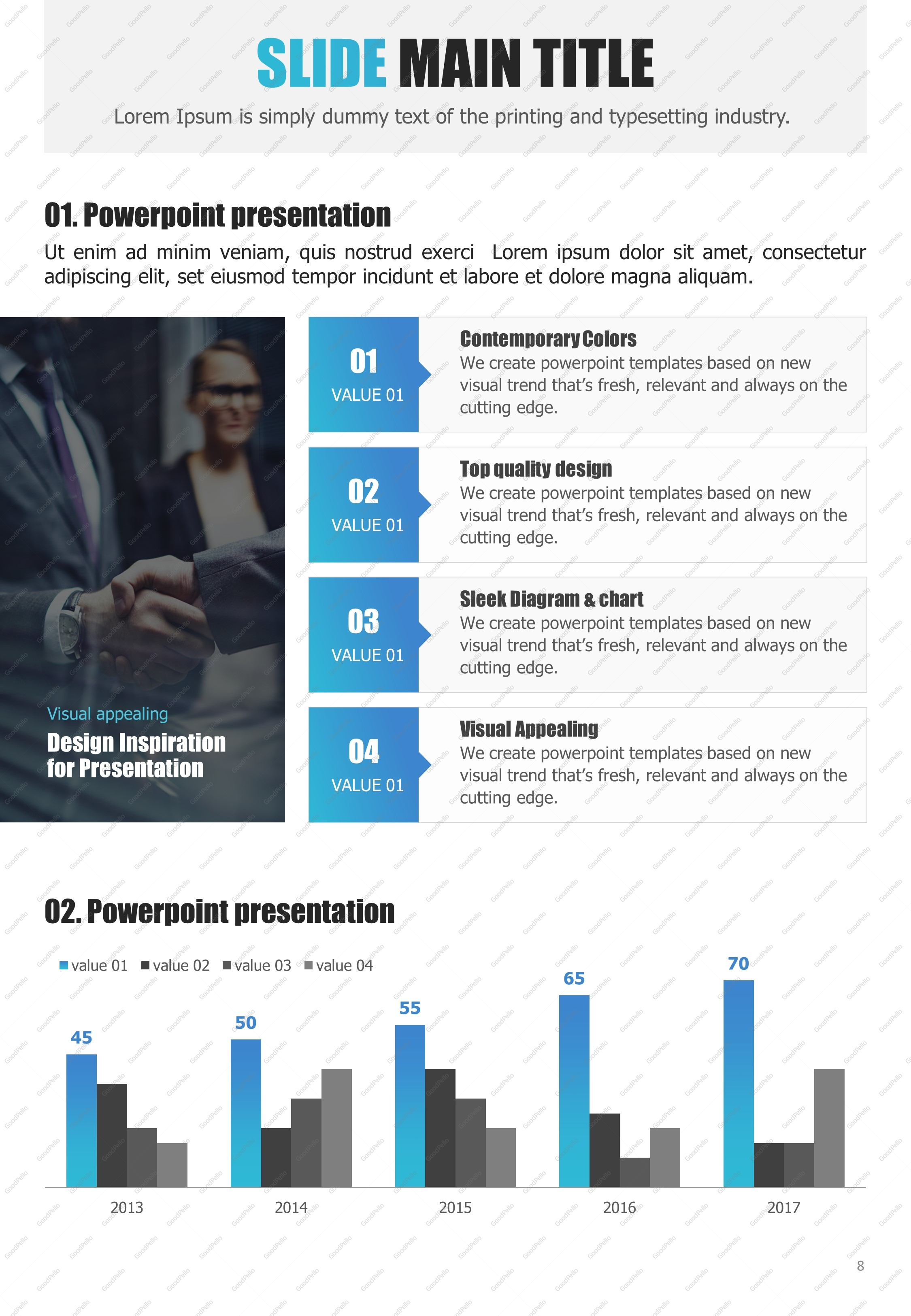 Newspaper powerpoint template vertical goodpello toneelgroepblik Gallery