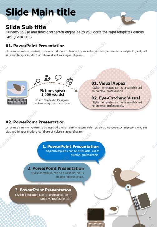 Social Network PPT Vertical – Goodpello