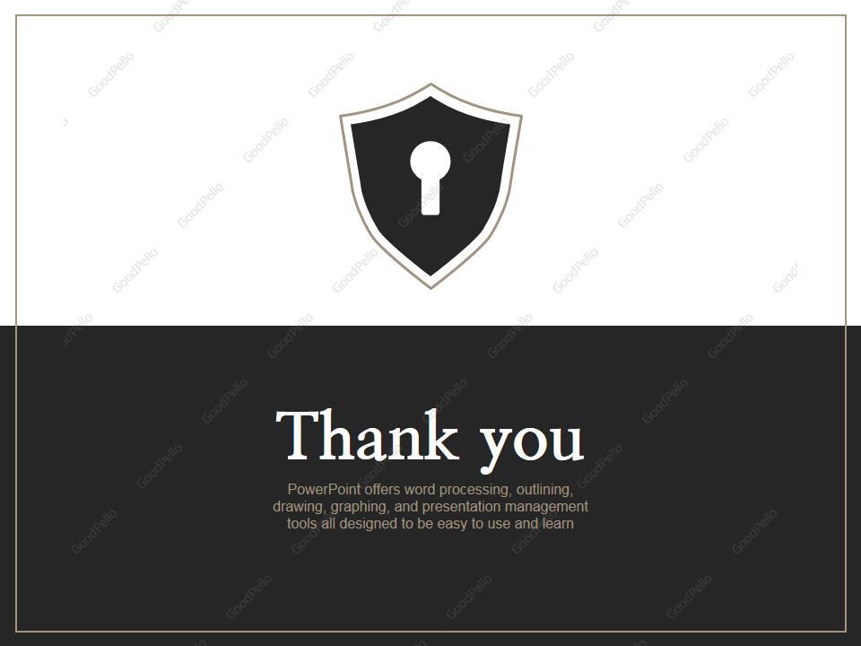 Data Security PPT – Goodpello