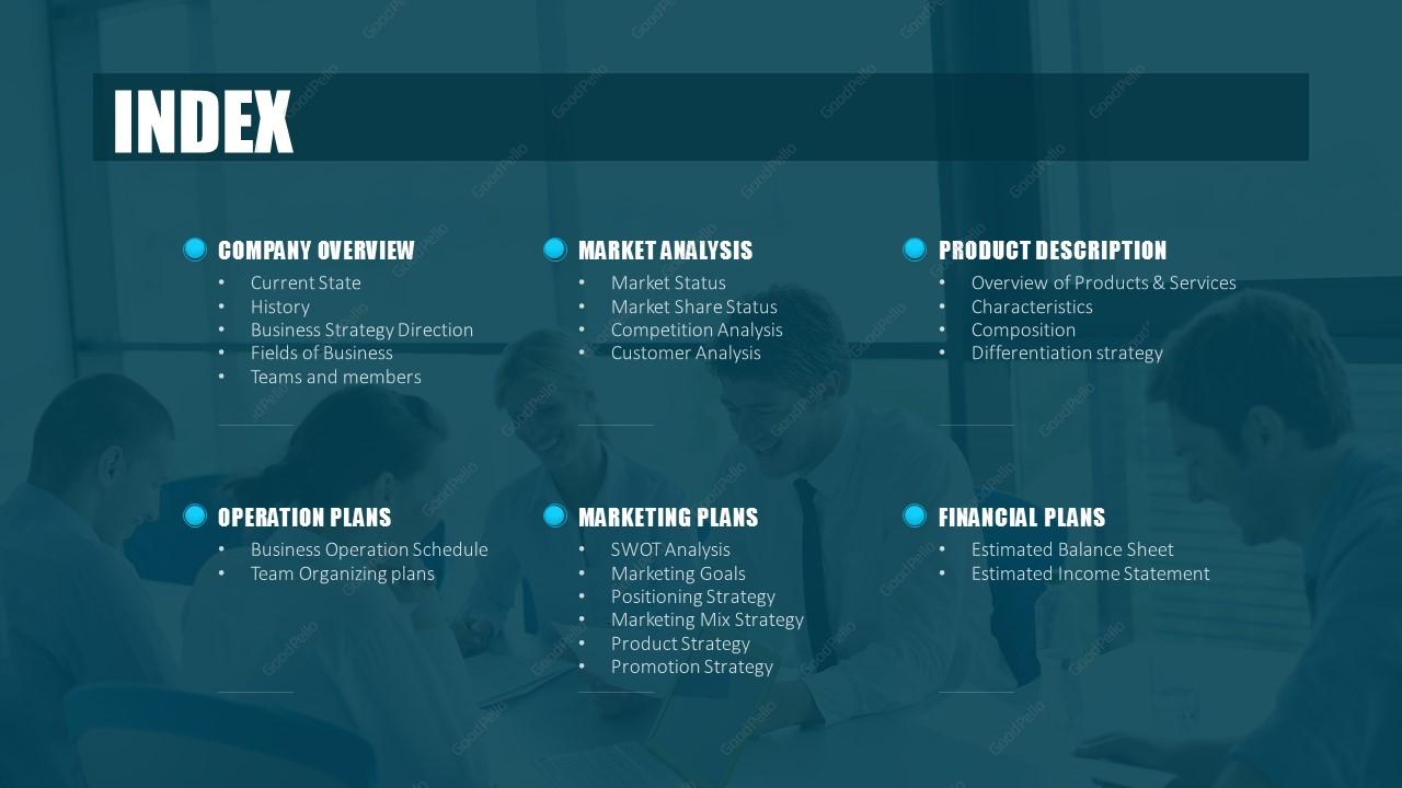 Logistics PPT Template Strategy – Goodpello