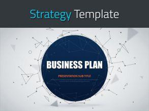 비즈니스 계획 피피티 템플릿