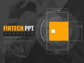Fintech Animated PPT