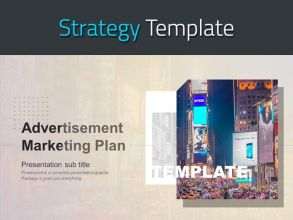 광고 마케팅 계획서 템플릿