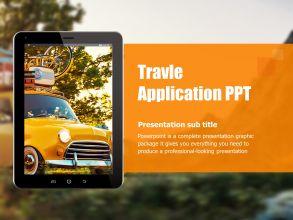 여행 어플리케이션 피피티
