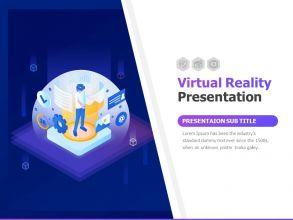 VR 프레젠테이션 템플릿