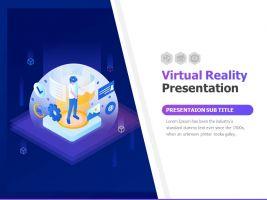 VR Presentation Template