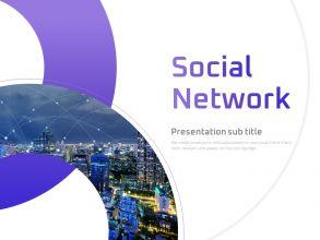 소셜 네트워크 피피티