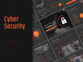 사이버 보안 템플릿